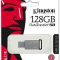 KINGSTON 128GB DATA TRAVELLER DT 50